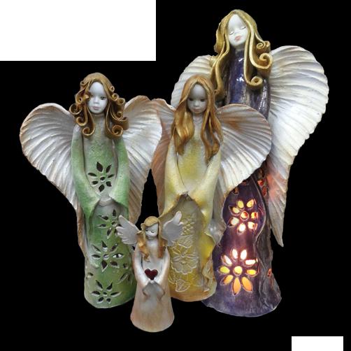 Anioły do postawienia